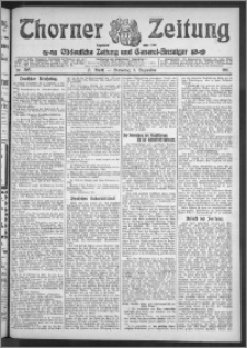 Thorner Zeitung 1911, Nr. 285 2 Blatt