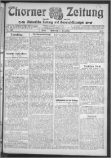 Thorner Zeitung 1911, Nr. 286 1 Blatt