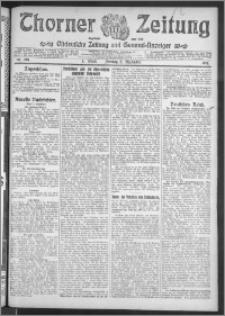 Thorner Zeitung 1911, Nr. 288 1 Blatt