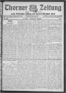 Thorner Zeitung 1911, Nr. 290 2 Blatt