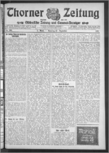Thorner Zeitung 1911, Nr. 290 6 Blatt