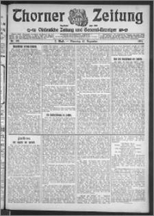 Thorner Zeitung 1911, Nr. 291 2 Blatt