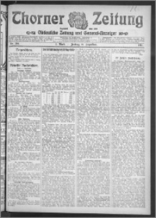 Thorner Zeitung 1911, Nr. 294 1 Blatt