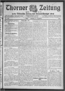 Thorner Zeitung 1911, Nr. 302 1 Blatt