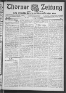 Thorner Zeitung 1911, Nr. 302 2 Blatt
