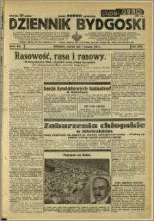 Dziennik Bydgoski, 1933, R.27, nr 205