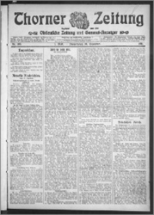 Thorner Zeitung 1911, Nr. 303 1 Blatt