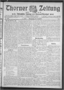 Thorner Zeitung 1911, Nr. 303 2 Blatt