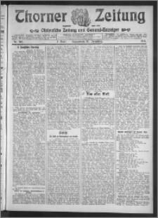 Thorner Zeitung 1911, Nr. 305 2 Blatt