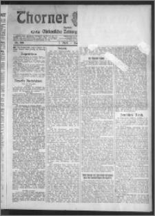 Thorner Zeitung 1911, Nr. 306 1 Blatt