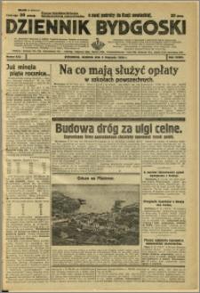 Dziennik Bydgoski, 1934, R.28, nr 253