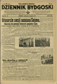 Dziennik Bydgoski, 1934, R.28, nr 256