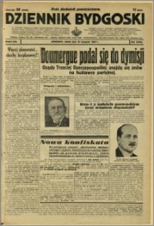 Dziennik Bydgoski, 1934, R.28, nr 258