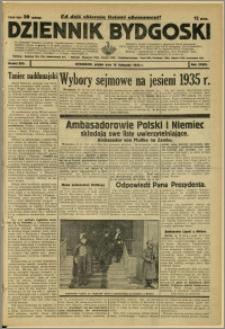 Dziennik Bydgoski, 1934, R.28, nr 263