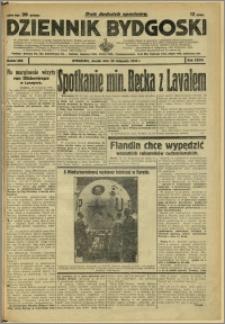 Dziennik Bydgoski, 1934, R.28, nr 266