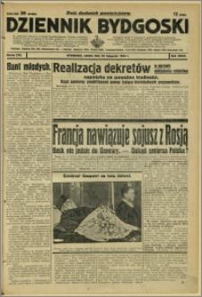 Dziennik Bydgoski, 1934, R.28, nr 270
