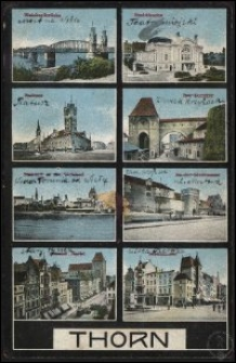 Toruń - widoki - Thorn