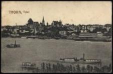 Toruń - widok ogólny - Thorn, Total