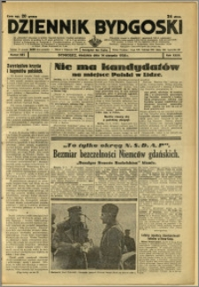 Dziennik Bydgoski, 1938, R.32, nr 185