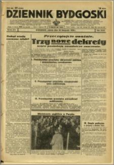 Dziennik Bydgoski, 1938, R.32, nr 271