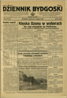 Dziennik Bydgoski, 1938, R.32, nr 279