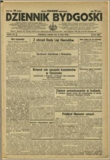 Dziennik Bydgoski, 1930, R.24, nr 112