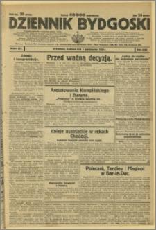 Dziennik Bydgoski, 1930, R.24, nr 231