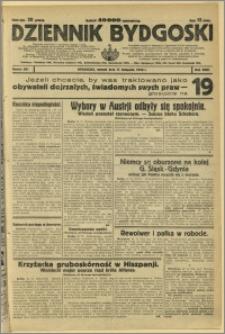 Dziennik Bydgoski, 1930, R.24, nr 261