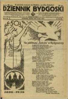 Dziennik Bydgoski, 1936, R.30, nr 160