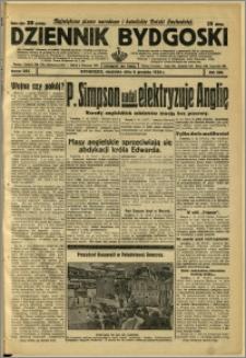 Dziennik Bydgoski, 1936, R.30, nr 285