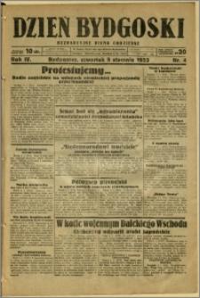 Dzień Bydgoski, 1933, R.4, nr 4