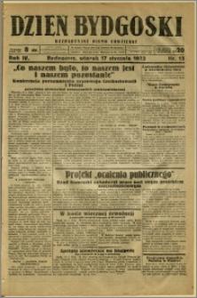 Dzień Bydgoski, 1933, R.4, nr 13