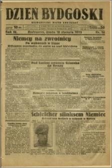 Dzień Bydgoski, 1933, R.4, nr 14
