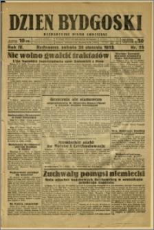 Dzień Bydgoski, 1933, R.4, nr 23