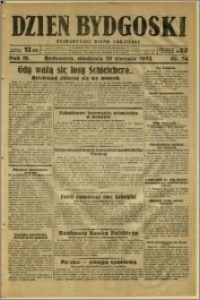 Dzień Bydgoski, 1933, R.4, nr 24