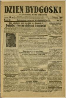 Dzień Bydgoski, 1933, R.4, nr 25