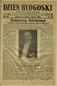 Dzień Bydgoski, 1933, R.4, nr 26