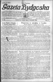 Gazeta Bydgoska 1926.08.11 R.5 nr 182