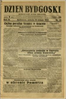 Dzień Bydgoski, 1933, R.4, nr 46