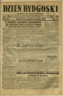 Dzień Bydgoski, 1933, R.4, nr 52