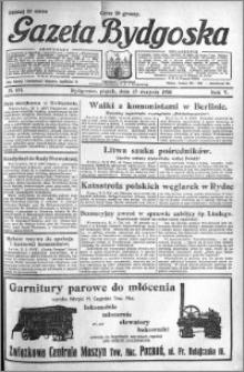 Gazeta Bydgoska 1926.08.13 R.5 nr 184