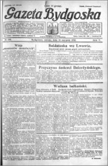 Gazeta Bydgoska 1926.08.14 R.5 nr 185