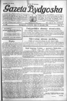 Gazeta Bydgoska 1926.08.15 R.5 nr 186