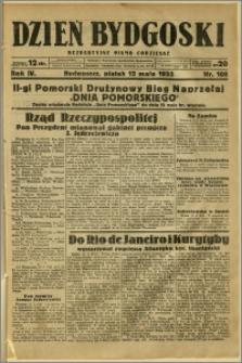 Dzień Bydgoski, 1933, R.4, nr 108