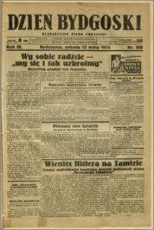 Dzień Bydgoski, 1933, R.4, nr 109