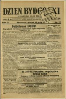 Dzień Bydgoski, 1933, R.4, nr 111