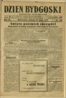 Dzień Bydgoski, 1933, R.4, nr 120