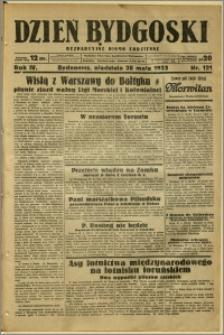 Dzień Bydgoski, 1933, R.4, nr 121