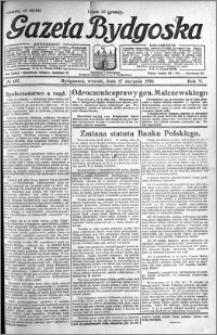Gazeta Bydgoska 1926.08.17 R.5 nr 187