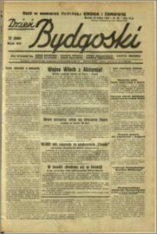 Dzień Bydgoski, 1935, R.7, nr 36